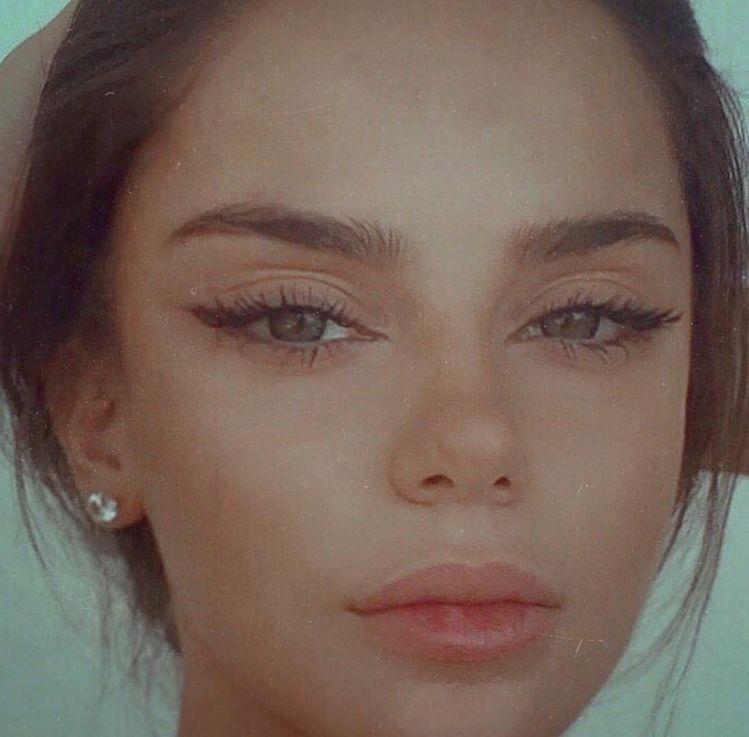 Natürliches Make-up sieht aus wie Ideen, Akne-Hacks, wie man Akne loswird, Hausmittel
