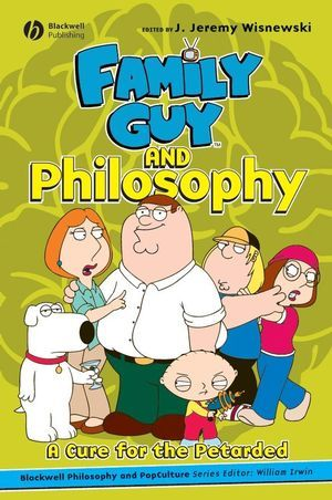 """Biderman, Shai. and William J. Devlin. """"The Simpsons Already Did It! This Show is a Freakin' Rip-Off!."""" In Family Guy and Philosophy: A Cure for the Petarded. Ed. J. Jeremy Wisnewski. Malden, MA: Blackwell Pub, 2007. 149-160. Print. Call Number: On order"""