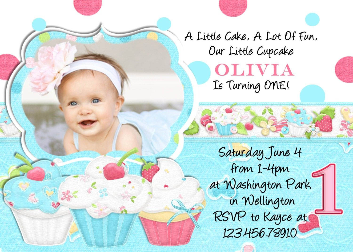 Birthday Invitations Cards Designs