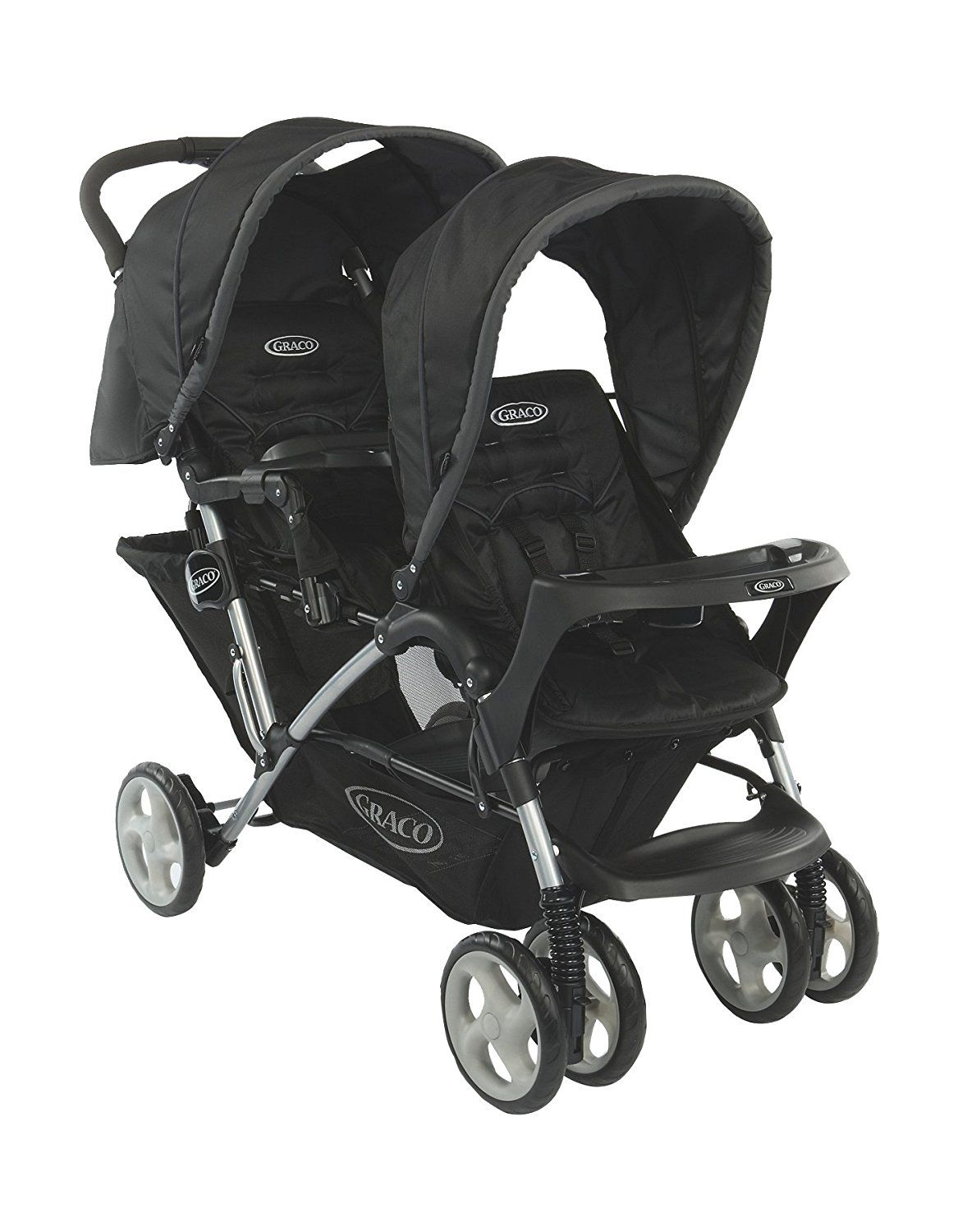 Graco Ready2grow Click Connect LX Stroller Review (With