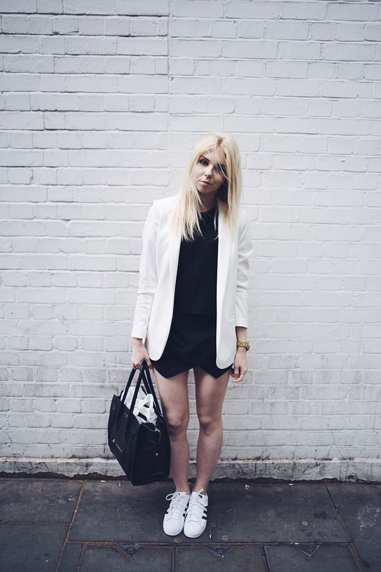 adidas superstar with outfits