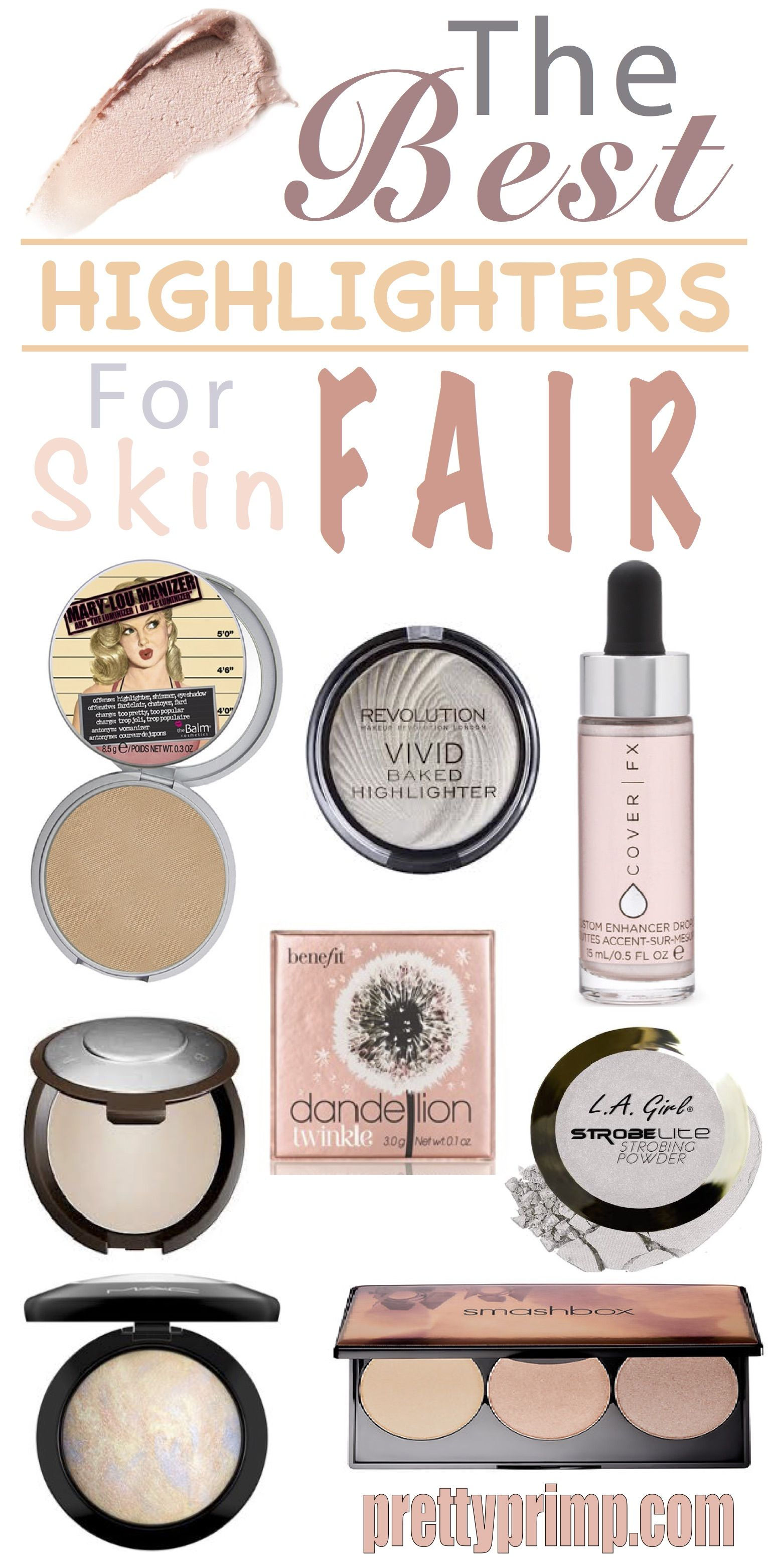 Best highlighters for fair skin drugstore highlighter fair skin best highlighters for fair skin pretty primp geenschuldenfo Image collections
