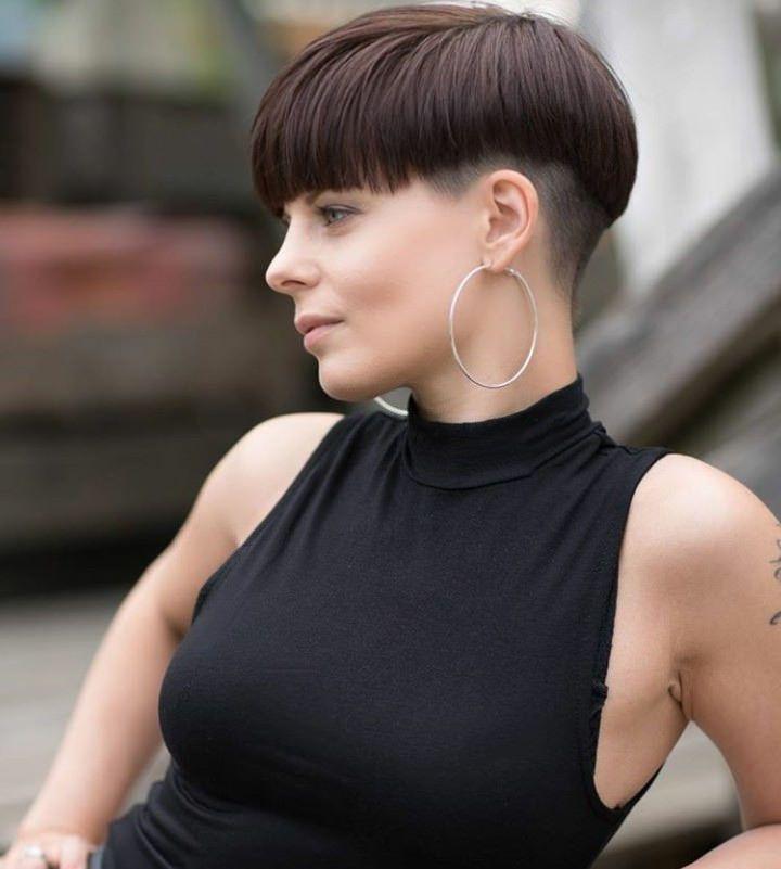 All Sizes 20171105 082330 Flickr Photo Sharing Flickr Photo Sharing Sizes Pilz Frisur Frisuren Kurze Haare Braun Styling Kurzes Haar
