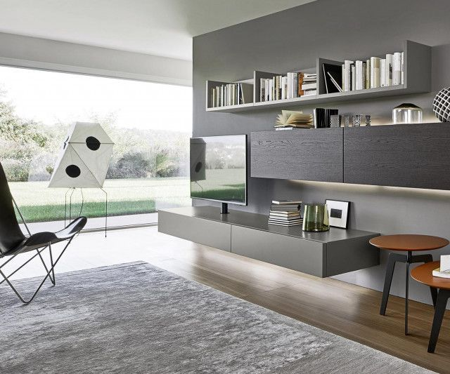 Livitalia Box Lowboard Konfigurator - hülsta möbel wohnzimmer
