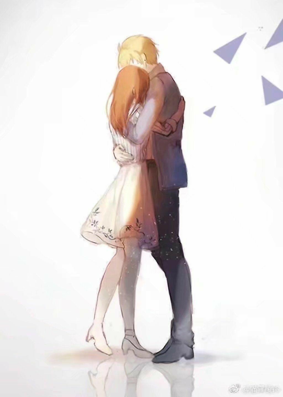 Pin en anime parejas