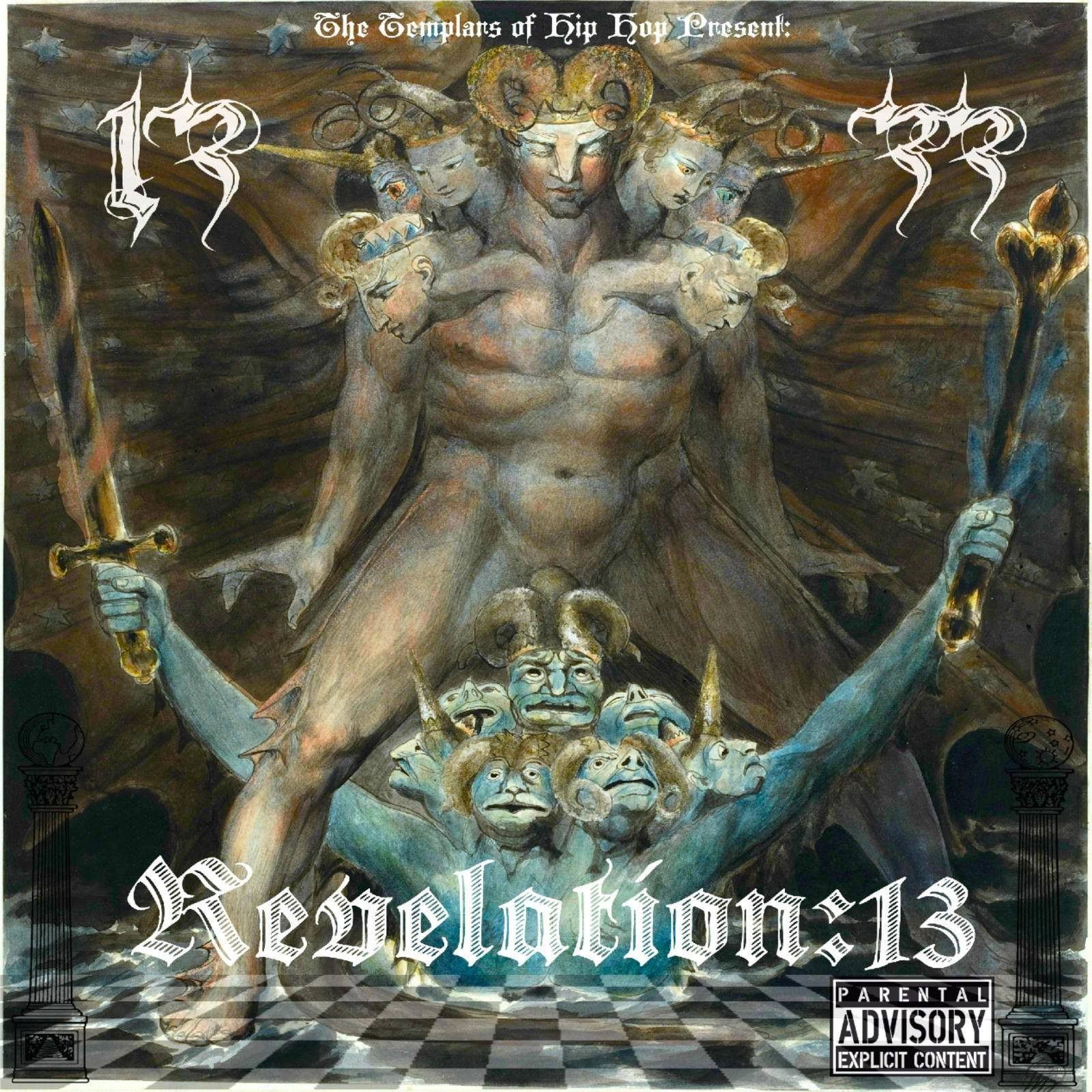 """Revelation 13"" by Beast 1333"