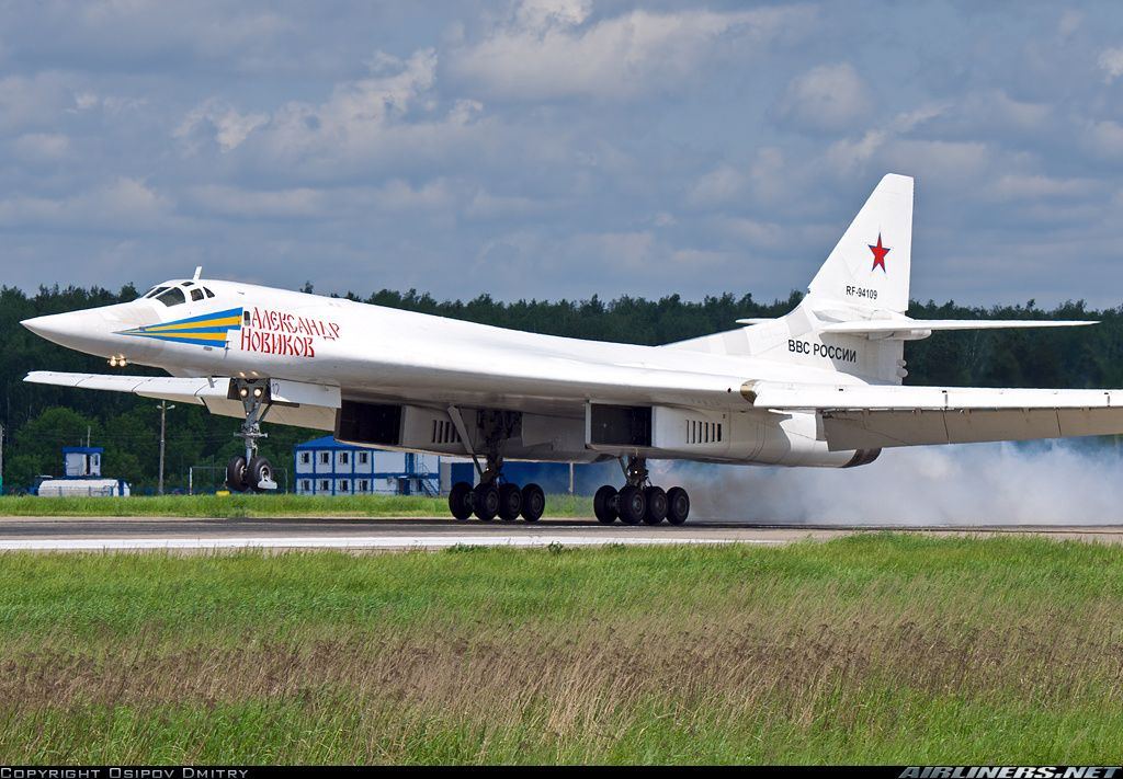 Tupolev Tu-160 - Russia - Air Force | Aviation Photo #2656446 | Airliners.net