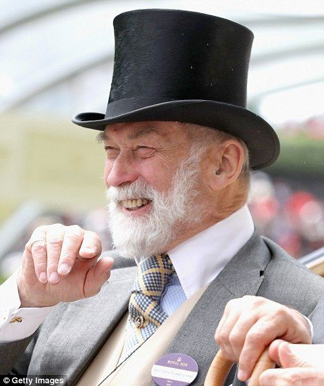 The Queen's cousin Prince Michael of Kent