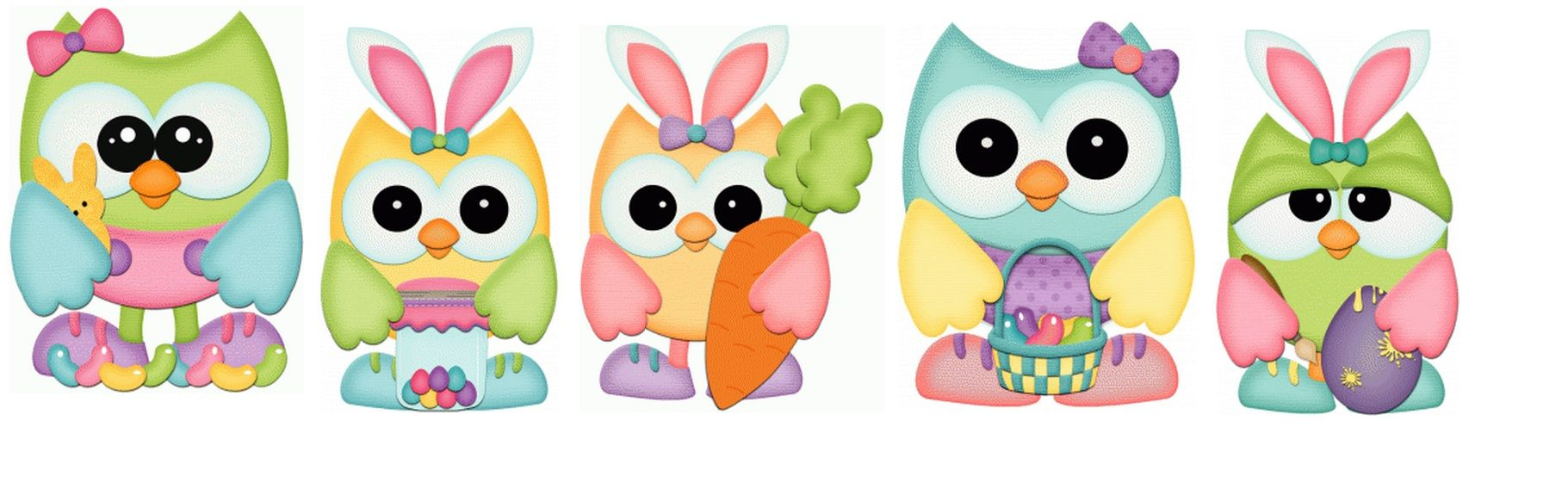 easter owls | PASCUA./ EASTER. | Pinterest | Imprimibles, De colores ...