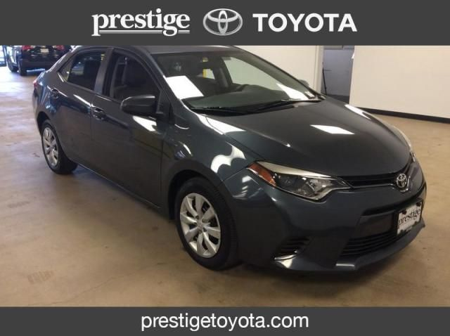 Cpo 2017 Toyota Corolla Le For At Prestige In Ramsey Nj 12 995