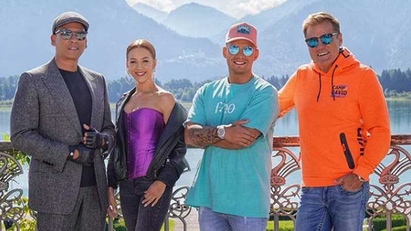Dieter Bohlen Jury Stress Bei Dsds Der Pop Titan Packt Aus Dsds Dsds Jury Xavier Naidoo