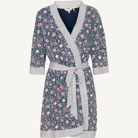 Doune Printed Dressing Gown at Fat Face   Twenty sixteen clothes ...