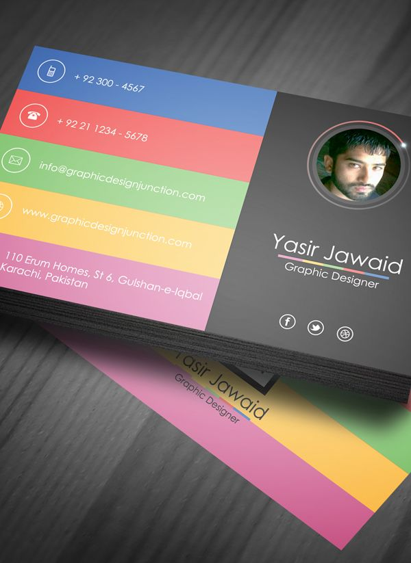 High Quality Business Cards Design Premium Collection  Print