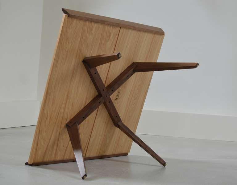 Splay Leg Table By George Nakashima For Knoll International