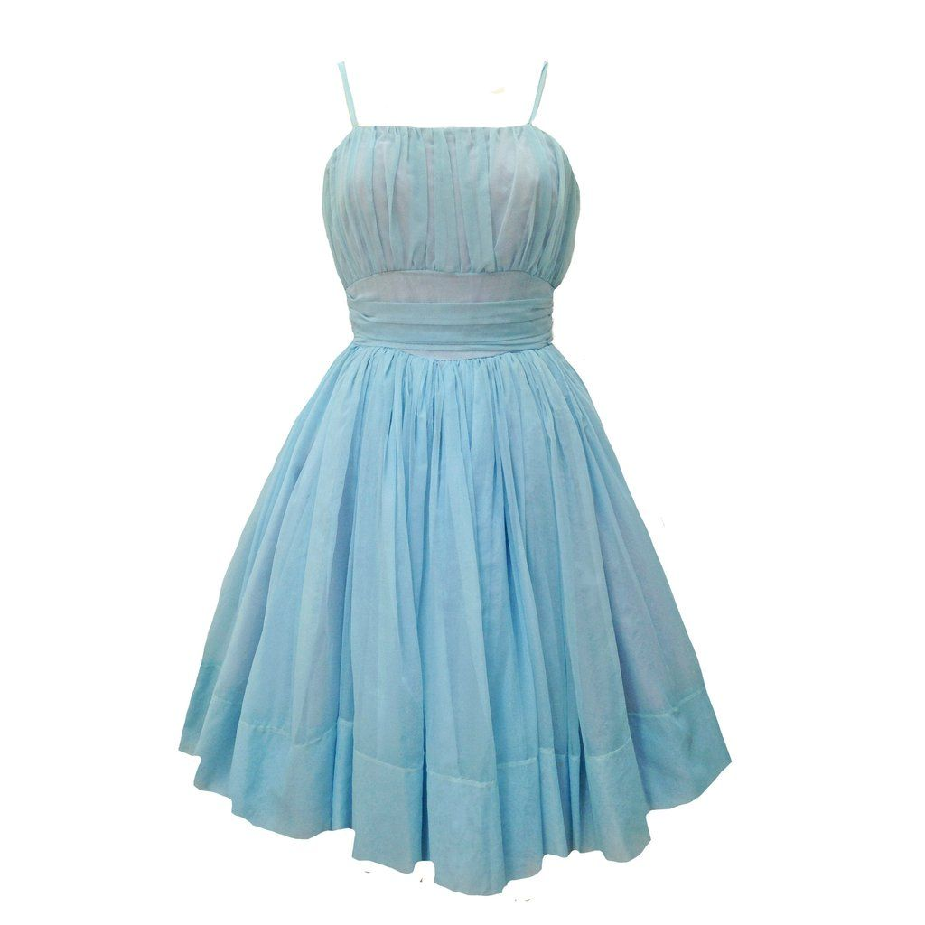 S baby blue vintage prom dress vintage prom baby blue and prom