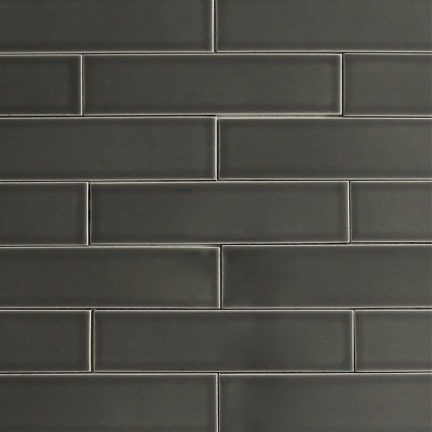 17+ Dark gray subway tile trends