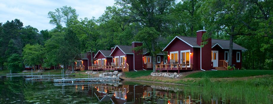 Charmant Roy Lake Cabins   Minnesota Lakefront Cabin Rentals At Grand View Lodge