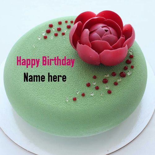Print Name On Birthday Cake With Free Download Beautiful Write For Sister