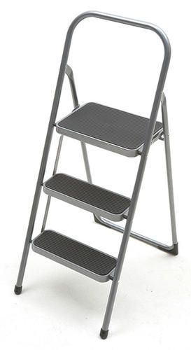Fabulous Tricam Highback 3 Step Stool Type Iii Duty Rating At Cjindustries Chair Design For Home Cjindustriesco