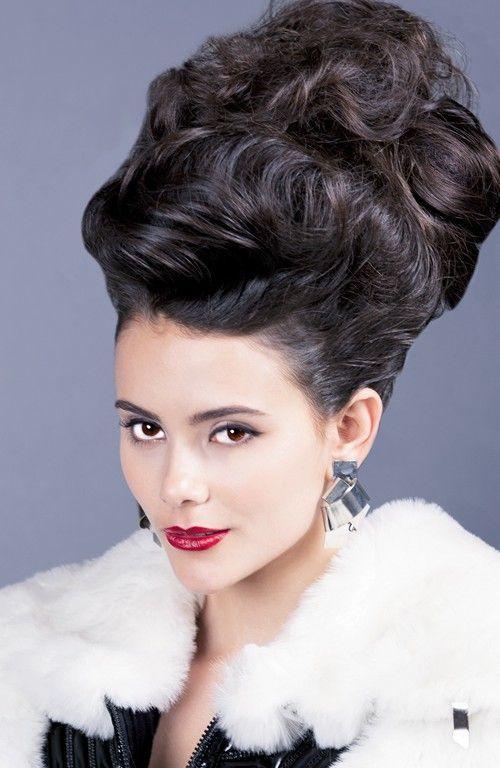 Best Hairstyle App Bouffant Hair Hairdos For Short Hair Hair Styles