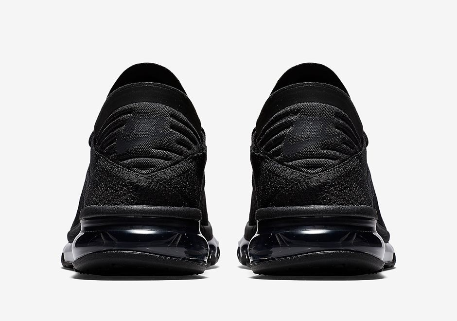 número presumir Están deprimidos  Nike Air Max Flair Running Model 942236-002 | SneakerNews.com | Nike air max,  All black sneakers, Nike