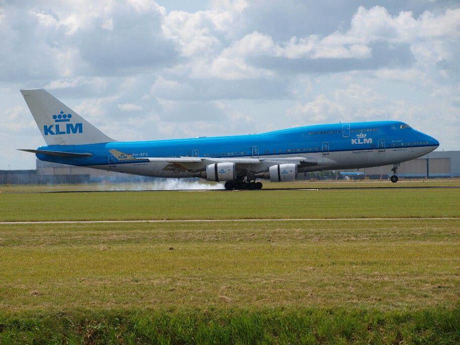 747 Schiphol.