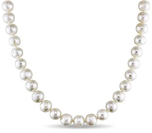 18 925 Sterling Silver AAA Quality 7-8mm Pink Pearl Drop Necklace