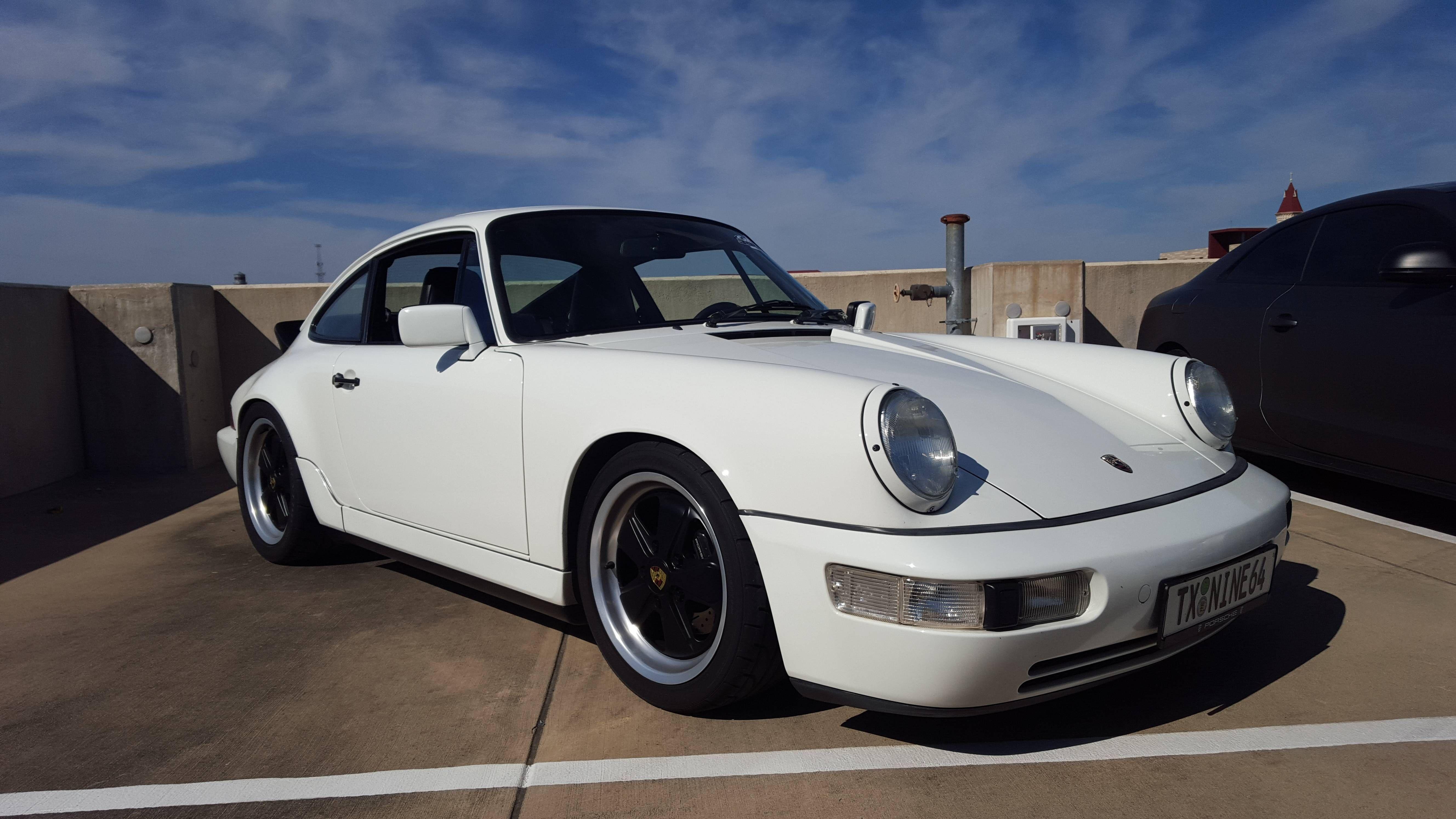 1990 Porsche 964 Austin, Texas [1440x2560] HD Wallpaper From Gallsource.com