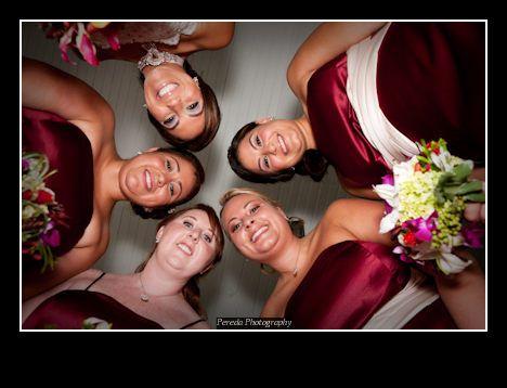 Stonewall Golf Club-Virginia Wedding Venue-Pareda Photography-Ever After Events-Bridesmaid pose-Bright bouquet