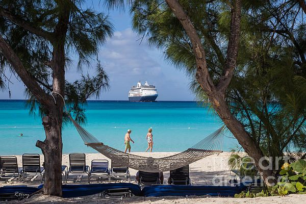 Halfmoon Cay Bahamas Holland America Cruise line Westerndam Rene Triay Photography
