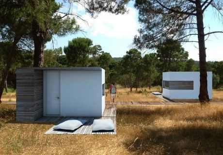 SIT  Modular Solutions - Construções e Soluções Modulares, Casas - casas modulares