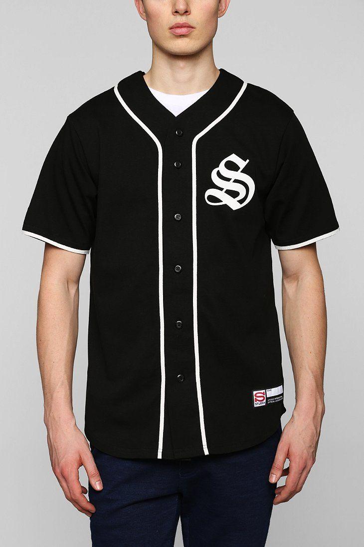 Urban Outfitters | Baseball tee shirts, Stussy s, Shirt design ...