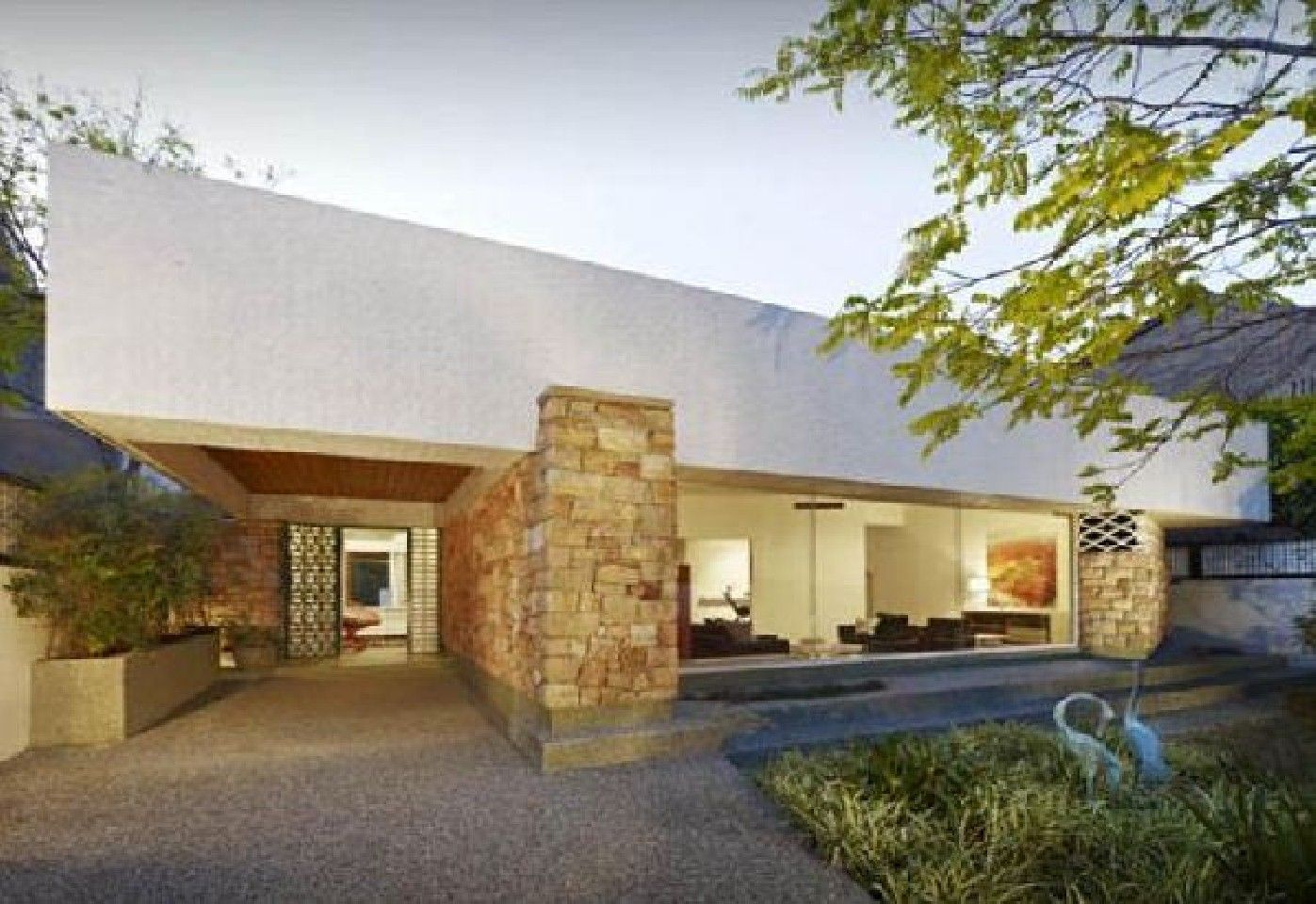 designs house design of the 60s style | House design ...