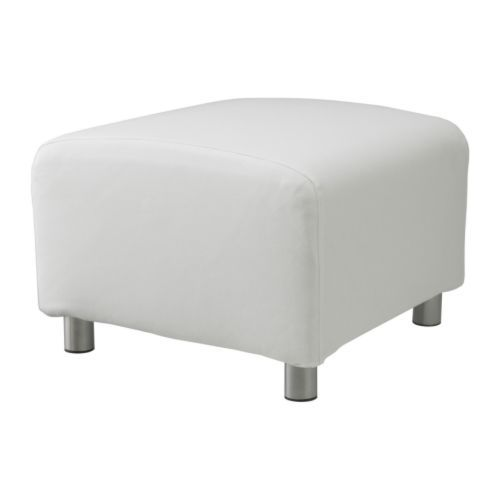 KLIPPAN Funda puf - Granån blanco - IKEA | New Home 2014 | Pinterest ...