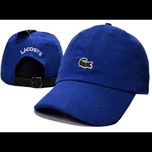 Lacoste Baseball Hat This hat promises style at it s best! Popular Lacoate baseball  hat Accessories Hats af0ae2ff371