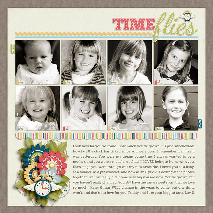 Time Flies - Sweet Shoppe Gallery