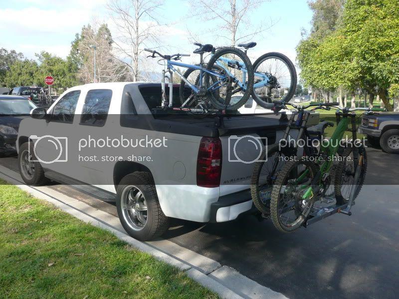 Forums Mtbr Com In 2020 Chevy Avalanche Car Bike Rack Bike Racks
