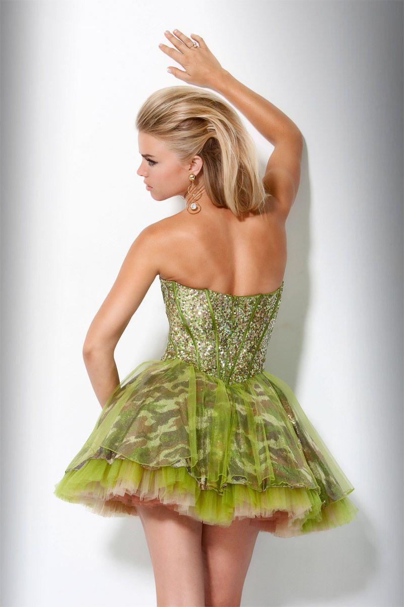 camo promdresses   Jovani 7830 Camouflage Prom Dress Onlineformals ...