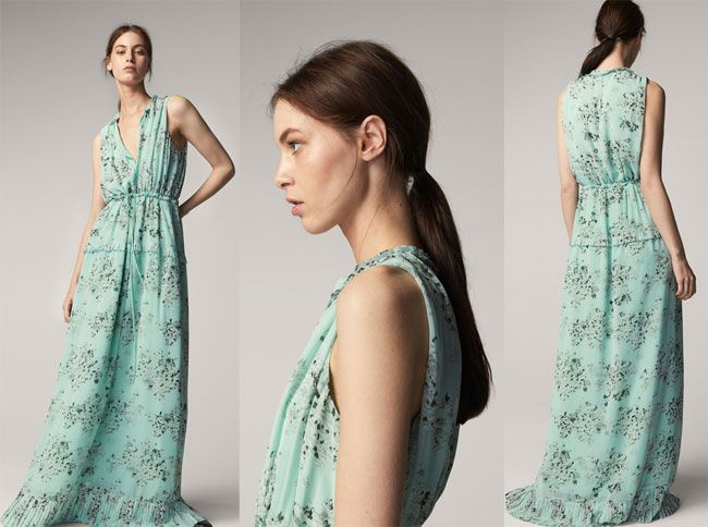 Zara dresses summer 2018