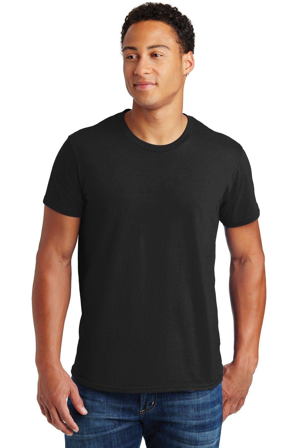 d766dd34fef526 Hanes® - Nano-T® Cotton T-Shirt. 4980