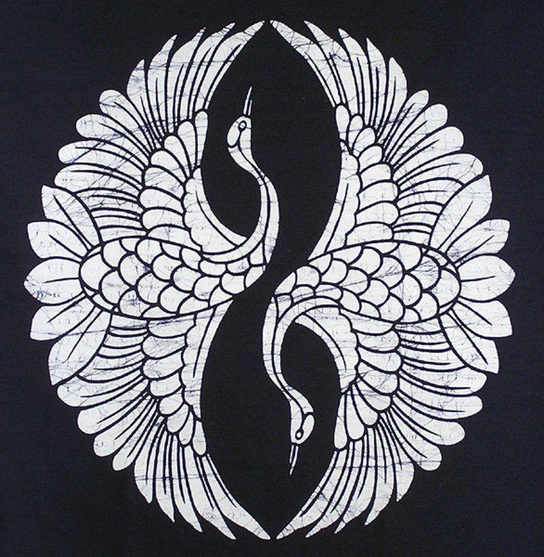 45++ Best Japanese crane tattoo symbolism image HD