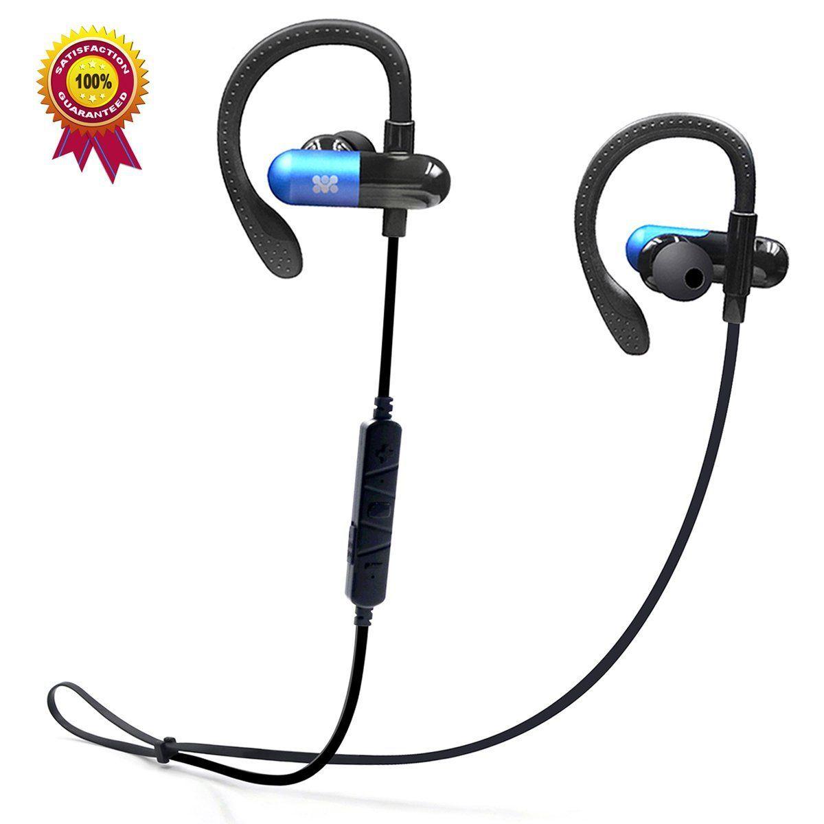 Bluetooth Headphones SOWAK Wireless Sports Earphones Noise