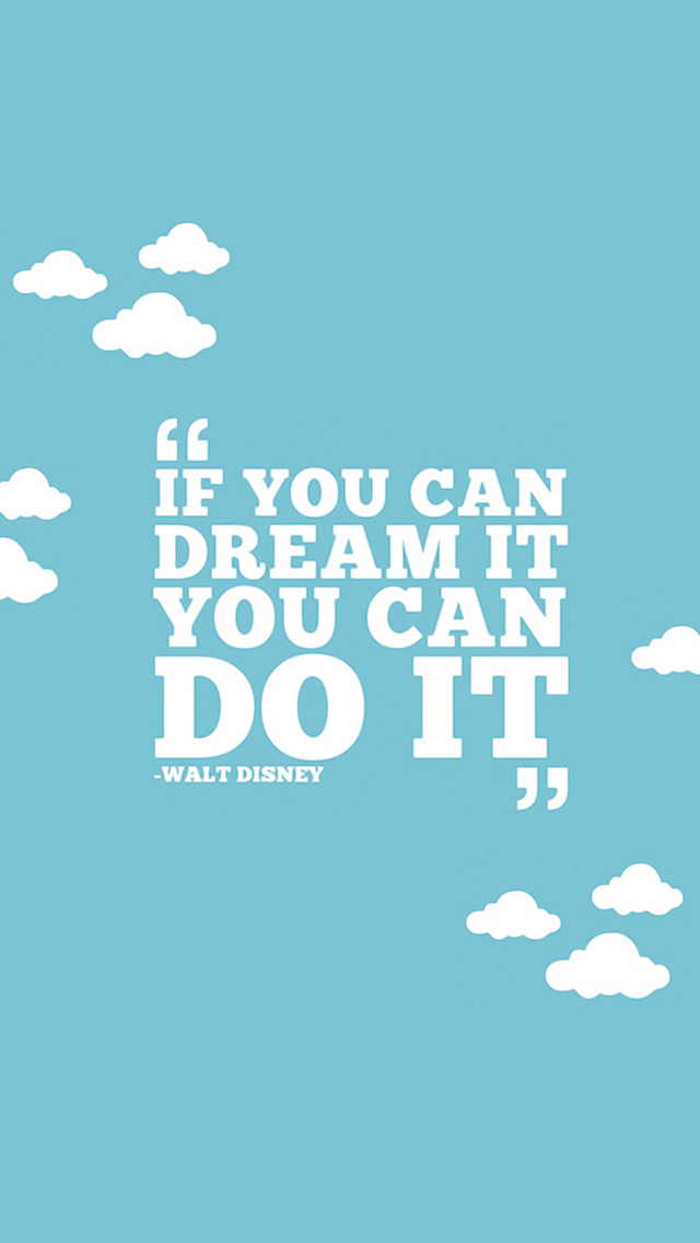 If you can dream it you can do it iphone 5 wallpaper vintage if you can dream it you can do it iphone 5 wallpaper voltagebd Image collections