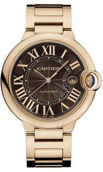 3a78a1d00e5 Cartier Watches - Ballon Bleu Pink Gold - Style No  W6920036 ...