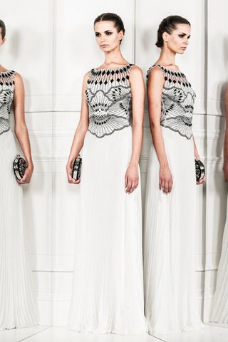 Zuhair Murad Spring 2014 Ready-to-Wear Collection Slideshow on Style.com