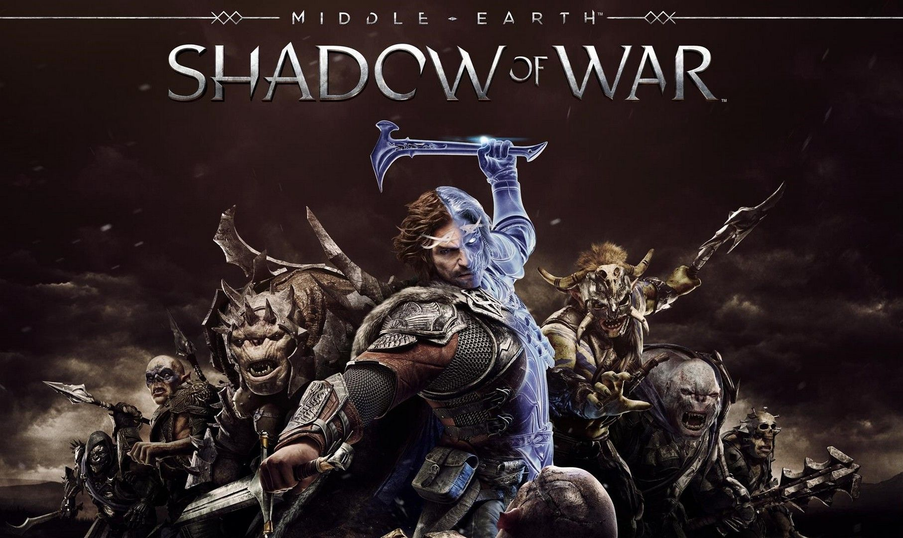 Middle Earth Shadow Of War Wallpapers Hd