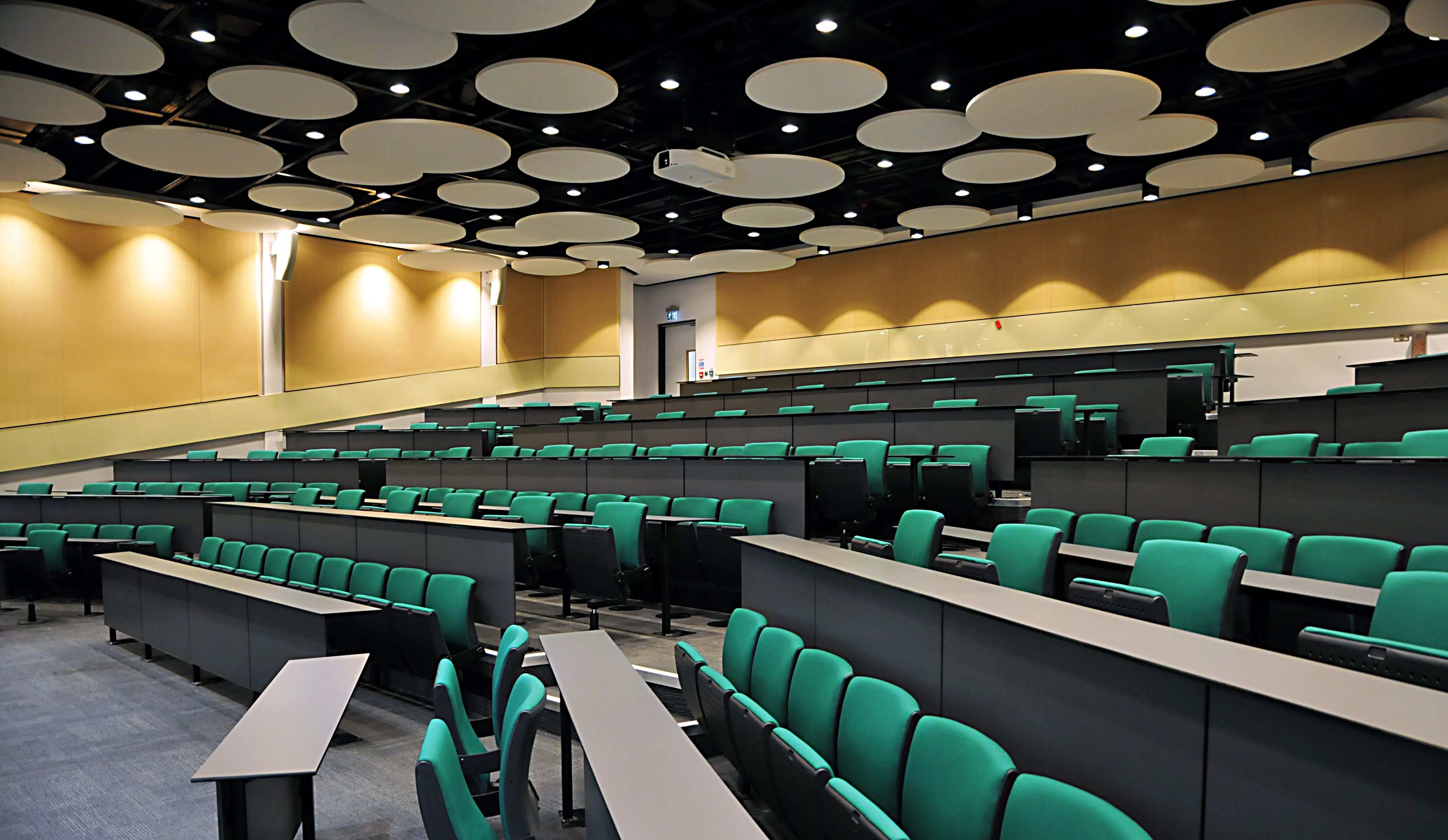 Kingston University Turn And Learn Collaborative Learning Lecture Theatre