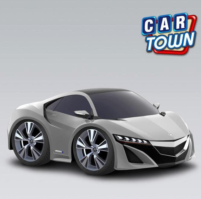 ¡Ahora El Acura NSX Concept Está Disponible Para Comprar