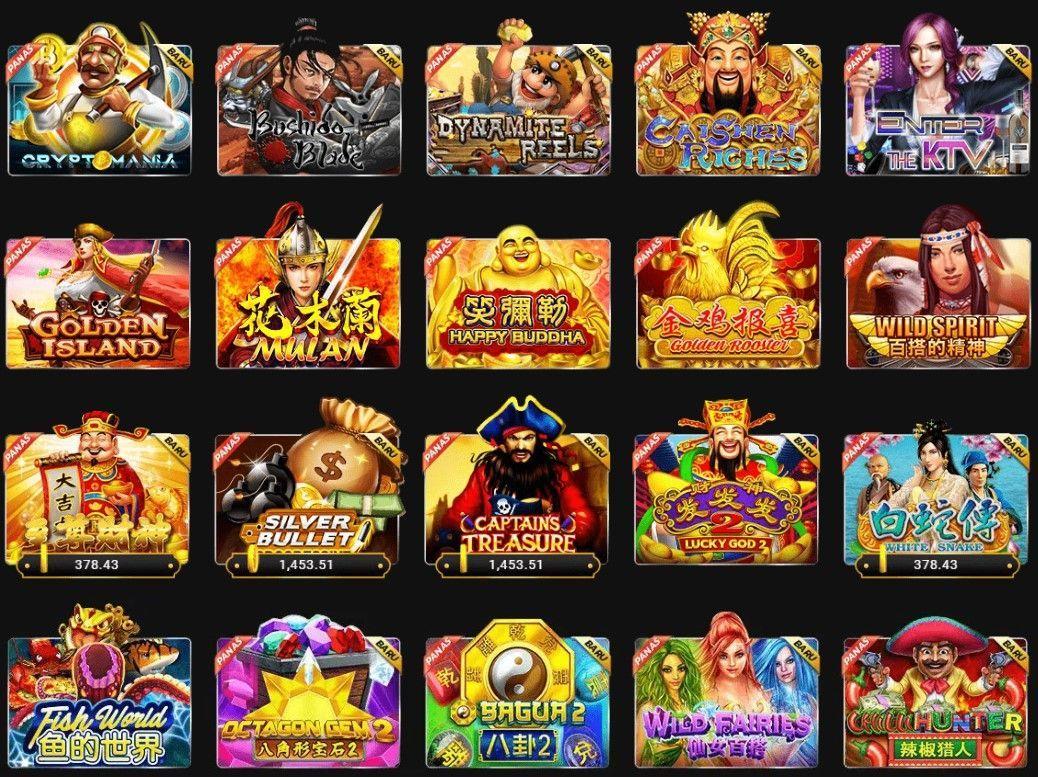 game online slot di 2021 | Main game, Mainan, Sahabat tercinta