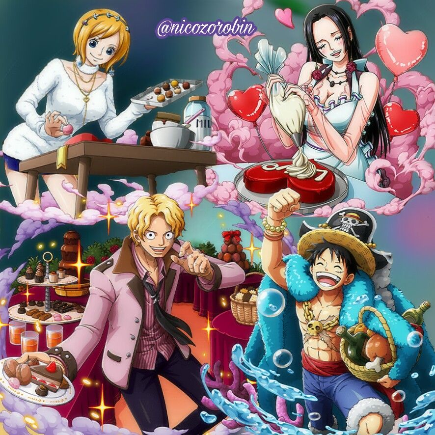 Download Gambar Wallpaper Hd Anime One Piece Android